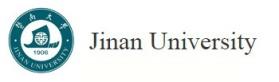 JINAN UNIVERSITY LOGO